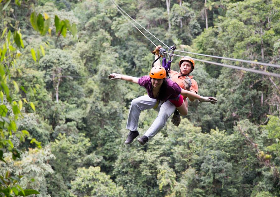 Ziplines  sc 1 st  Mindo Ziplines & Gallery Photos Canopy Mindo Ziplines Ecuador